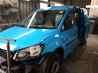vw van repair carmarthen
